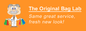 The Original Bag Lab, Same Great Service, New Design