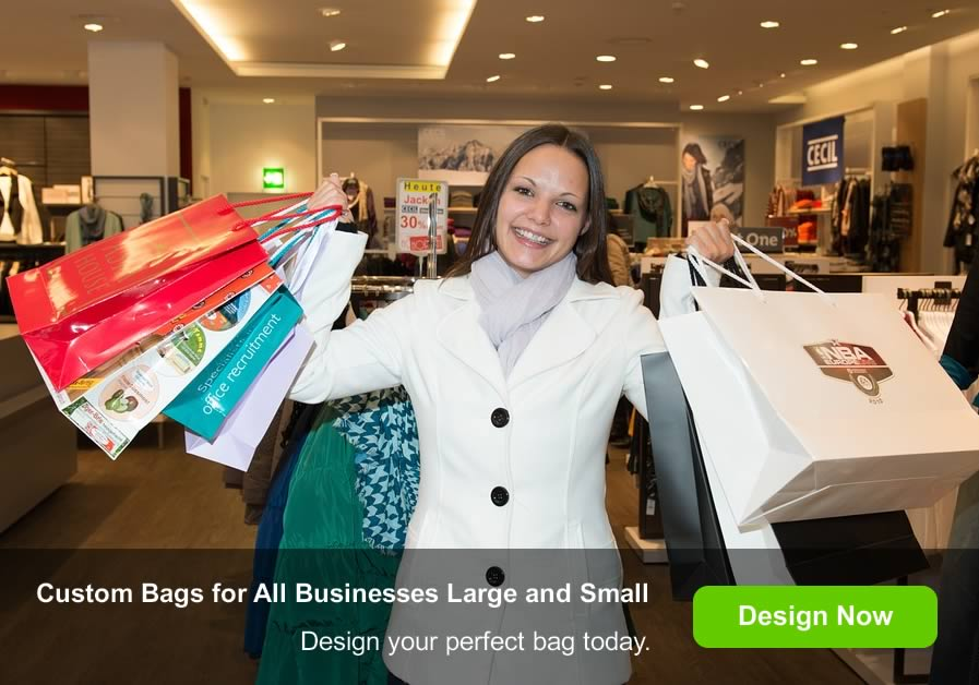 Custom Plastic and Paper Bags for All Business Types