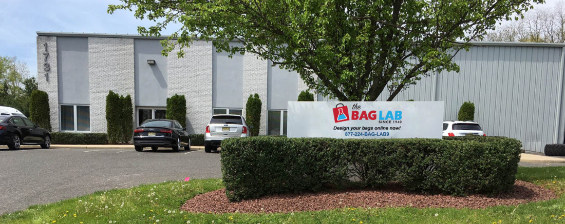 The Bag Lab Facility, Custom Printed Bags